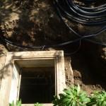 шахта и водоизточник